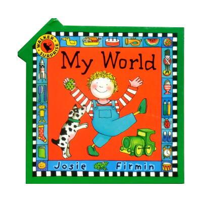 My World (Walker surprise)