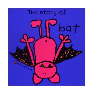 The story of bat(バングオンザドアのおかしなおかしな絵本 こうもり)
