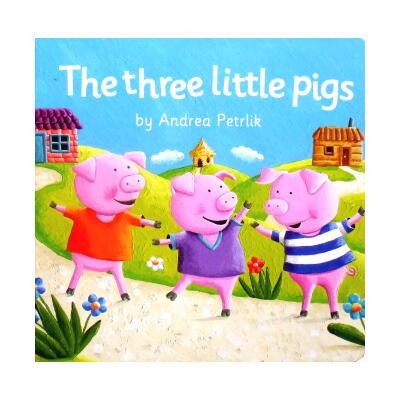 The three little pigs(3びきのこぶた)
