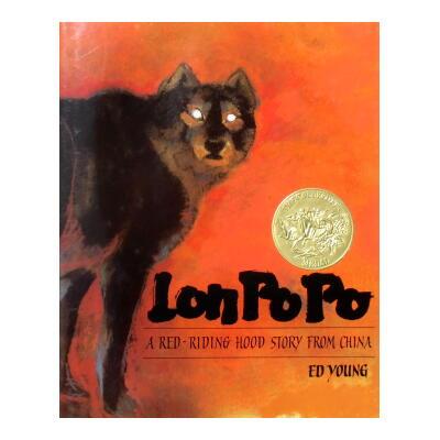 Lon PoPo (FOSSETTE21) [ロンポポ-おばあさんに化けたおおかみ/アメリカ・英語(丸善フォセット21)]