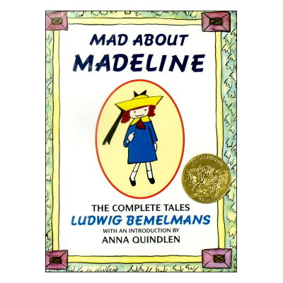 MD ABOUT MADELINE THE COMPLETE TALES (FOSSETTE1) [マドレーヌに夢中/アメリカ・英語(丸善フォセット1)]