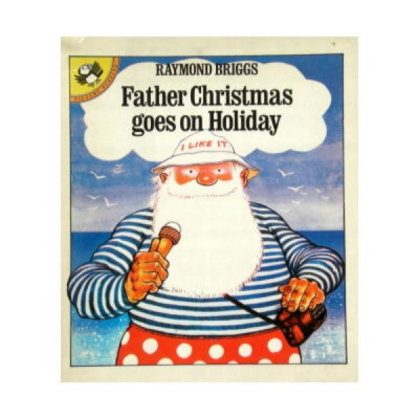 画像1: Father Christmas goes on Holiday (1)
