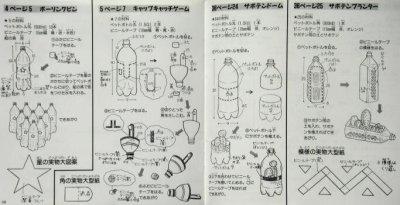 画像2: 楽しいリサイクル ペットボトルで作ろう! ★サンスター文具★