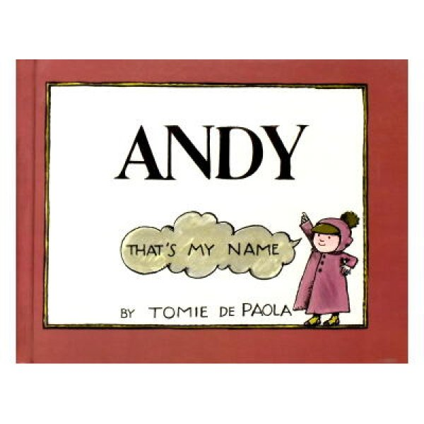 ANDY  Tha't My Name <トミー・デ・パオラ>