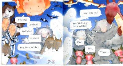 画像1: Lullabyhullaballoo! A PICTUREBOOK WITH FOLD・OUT PAGES ★ミック インクペン★めくりしかけ絵本