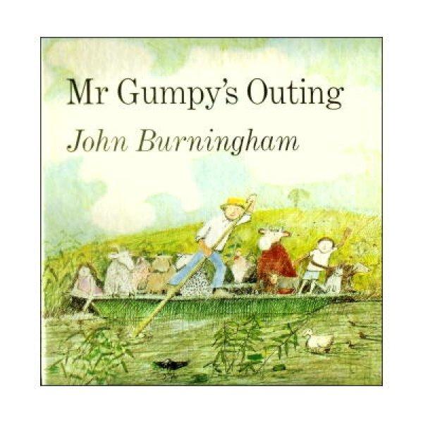 Mr Gumpy's Outing(ガンピ―さんのふなあそび)