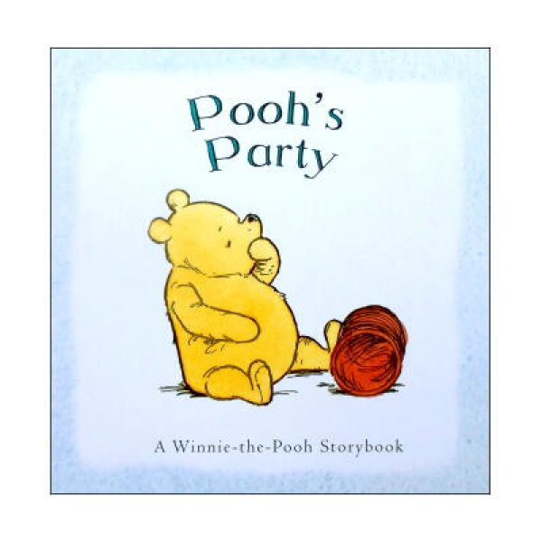 Pooh's Party A Winnie-the-Pooh Storybook