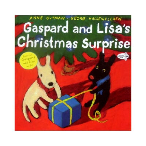 Gaspard and Lisa's Christmas Surprise(リサとガスパールのクリスマス)