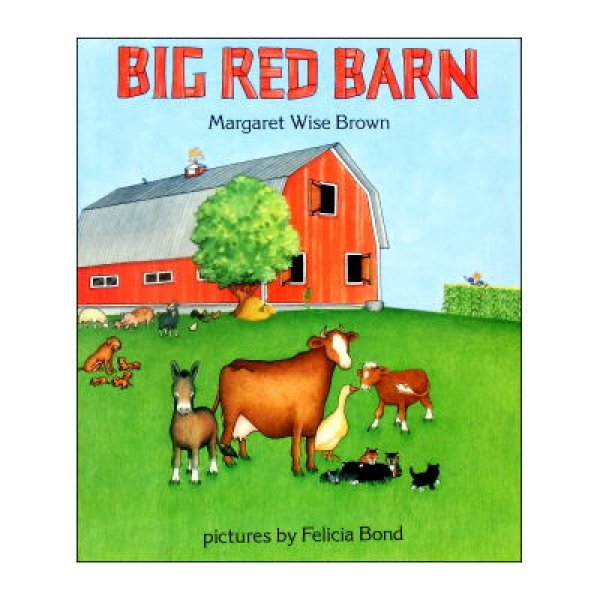 BIG RED BARN  (FOSSETTE20) [大きな赤い納屋で /アメリカ・英語(丸善フォセット16)]