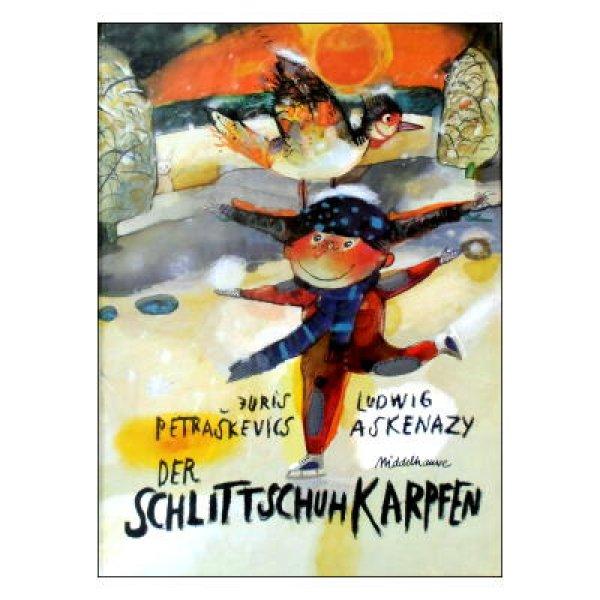 DER SCHLITTSCHUHKARPFEN (FOSSETTE39) [スケートの好きなコイ/ドイツ・ドイツ語(丸善フォセット39)]