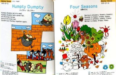 画像2: 子どもの脳をぐんぐん育てる声に出すえいご絵本(付属CDなし) ★4歳から★