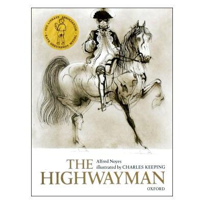 ★チャールズ・キーピング★「The Highwayman (FOSSETTE32)」 [ハイウェイマン]