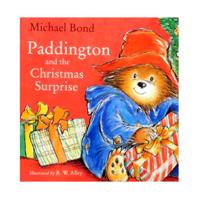 Paddington and the Christmas Surprise(パディントンのクリスマス)