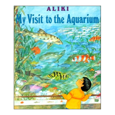 TMy Visit to the Aquarium (FOSSETTE7) [ぼくが水族館に行ったこと