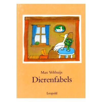 Dierenfabels (FOSSETTE40) 動物たちの三つのお話し オランダ語