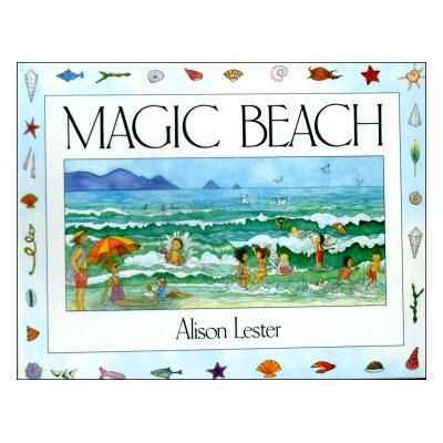 CMAGIC BEACH (FOSSETTE55) [魔法のビーチ/オーストラリア・英語(丸善フォセット55)]