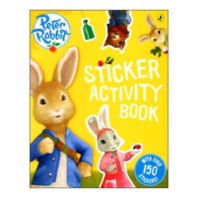 Peter Rabbit(TV series) STICKER ACTIVITY BOOK