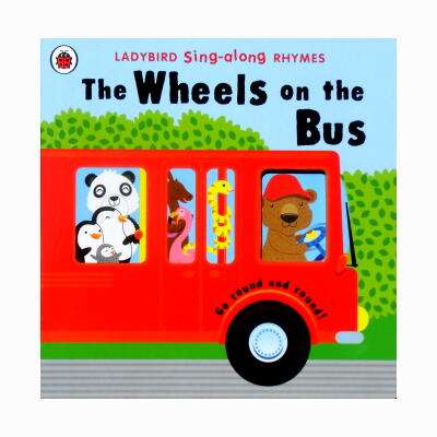The Wheels on the Bus (Ladybird Sing-along Rhymes)