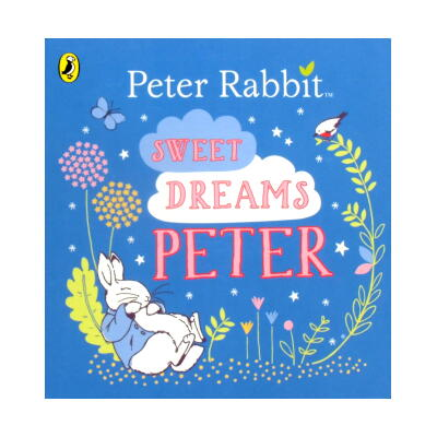 Sweet Dreams Peter (Peter Rabbit ピーターラビット)