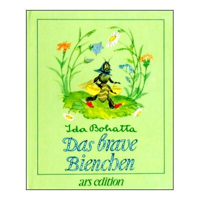 Das brave Bienchen(働きもののミツバチ) <Ida Bohatta(イーダ・ボハッタ)>