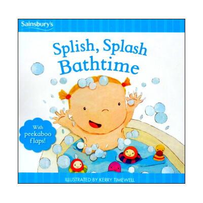 Splish,Splash Bathtime